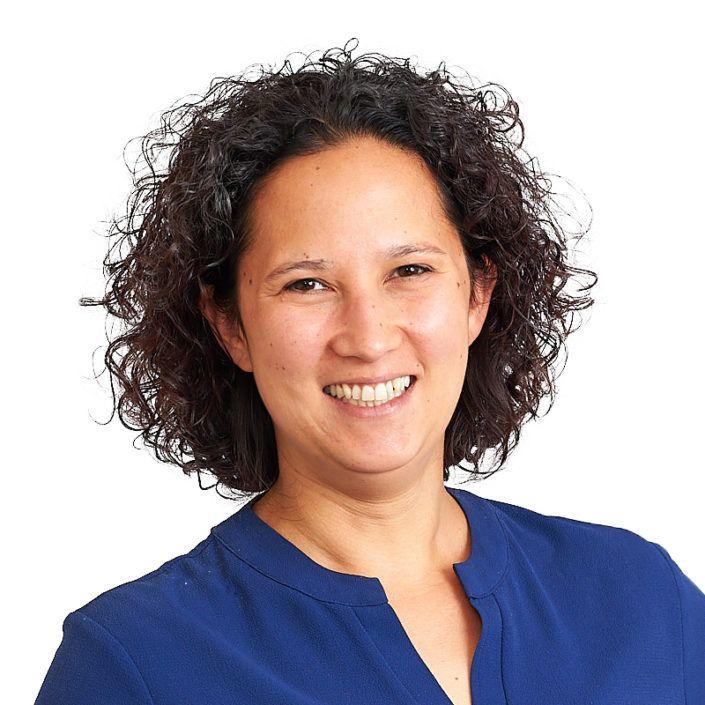 Docent Laura Hoogendoorn