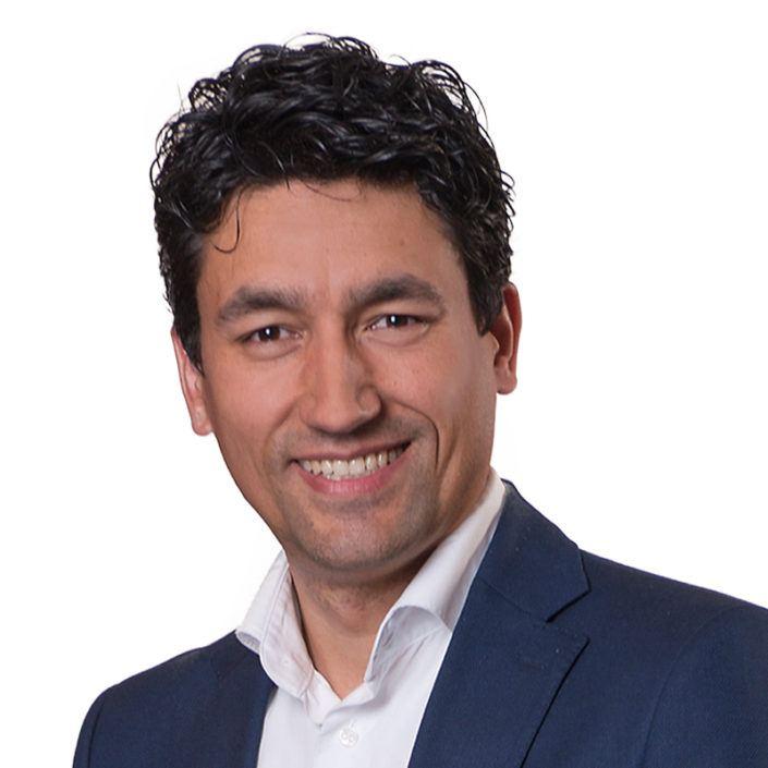 Docent Martijn Hemminga